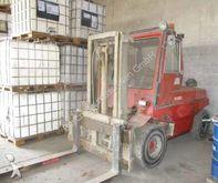 Linde H60 Fork Lift / Gabelstap