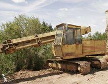 EWK PL820R Excavator on tracks
