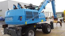 2013 Fuchs MHL 320 idustril exc