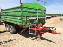 Agriculturl tipper Crl Wolf EDT