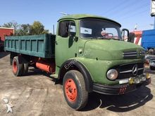 1972 Mercedes 1113 tipper truck