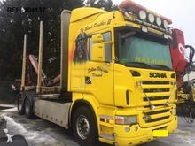 Used Scania R500 - S