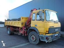 1992 Iveco 190.26 two-wy side t