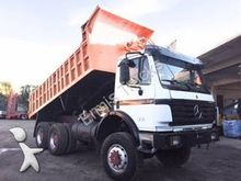 1984 Mercedes 2632 tipper truck