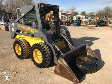 2000 New Holland LS 160 + Malax