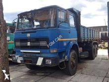 1981 Iveco 180.26 tipper truck
