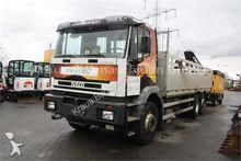 1999 Iveco dropside truck 6x4 E