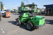2012 Avt teco 750 wheel loder