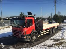 2003 Scania 114 C 340 KM 6x4 z
