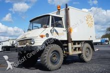 Used 1982 Unimog 406