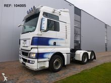 2012 MAN TGX 28.480 DOUBLE BOOG