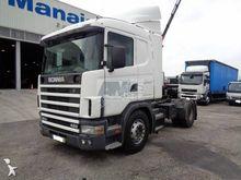 Used 1999 Scania 124