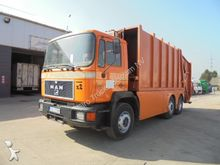 MAN 26.272 wste collectio truck