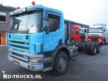 Used 1999 Scania 114