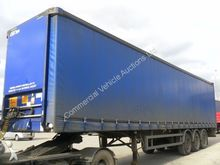 2003 Montracon CURTAINSIDE