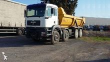 2003 MAN 32.403 tipper truck Fo