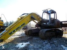 2007 New Holland E195
