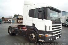 Used 1997 Scania 124