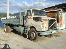 1987 Volvo N7 two-wy side tippe