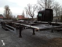 Used BPW cotier semi
