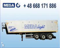 Used Mega NACZEPA WY