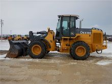 Used 2007 DEERE 624J