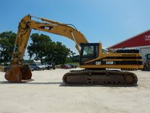 1998 CATERPILLAR 345BL