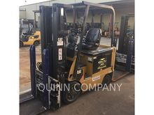 2012 CATERPILLAR LIFT TRUCKS E5