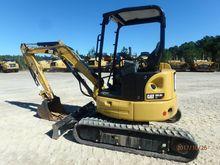 2015 Caterpillar 303.5E2CR