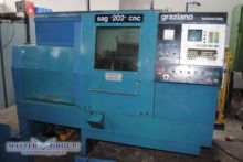 GRAZIANO SAG 202 CNC