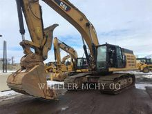 2013 CATERPILLAR 349E L THM