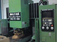 Used 1985 Mazak VQC