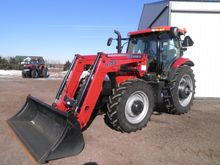 2013 Case IH Maxxum 140 MC