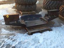 Case IH Steiger Front Bumper We