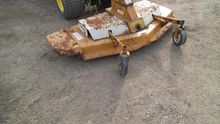 Used WOODS RM600 in