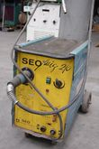 SEO continuous wire welding. Ty