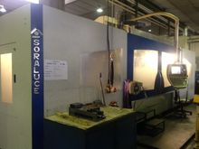 2003 SORALUCE bed type milling