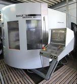 2001 DECKEL MAHO machining cent