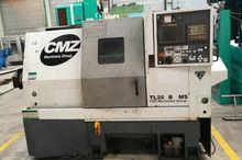 Used 2005 CMZ CNC la