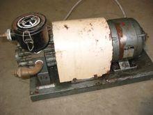 BECKER Vacuumpump, oil-lubricat