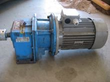Benzlers Motor with gearbox