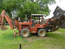 1995 DITCH WITCH 8020 Trencher