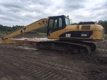 2009 CATERPILLAR 324DL LR