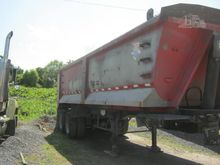 1998 MAC Dump Trailers - End