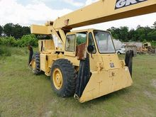 Used 1980 GROVE RT58