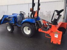Used New Holland Boomer Tractor for sale in Idaho, USA