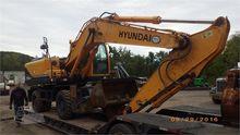 2012 HYUNDAI ROBEX 210W-9