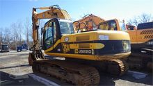2005 JCB JS220 LC