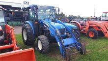 Used 2008 HOLLAND T2