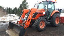 Used 2011 KUBOTA M70